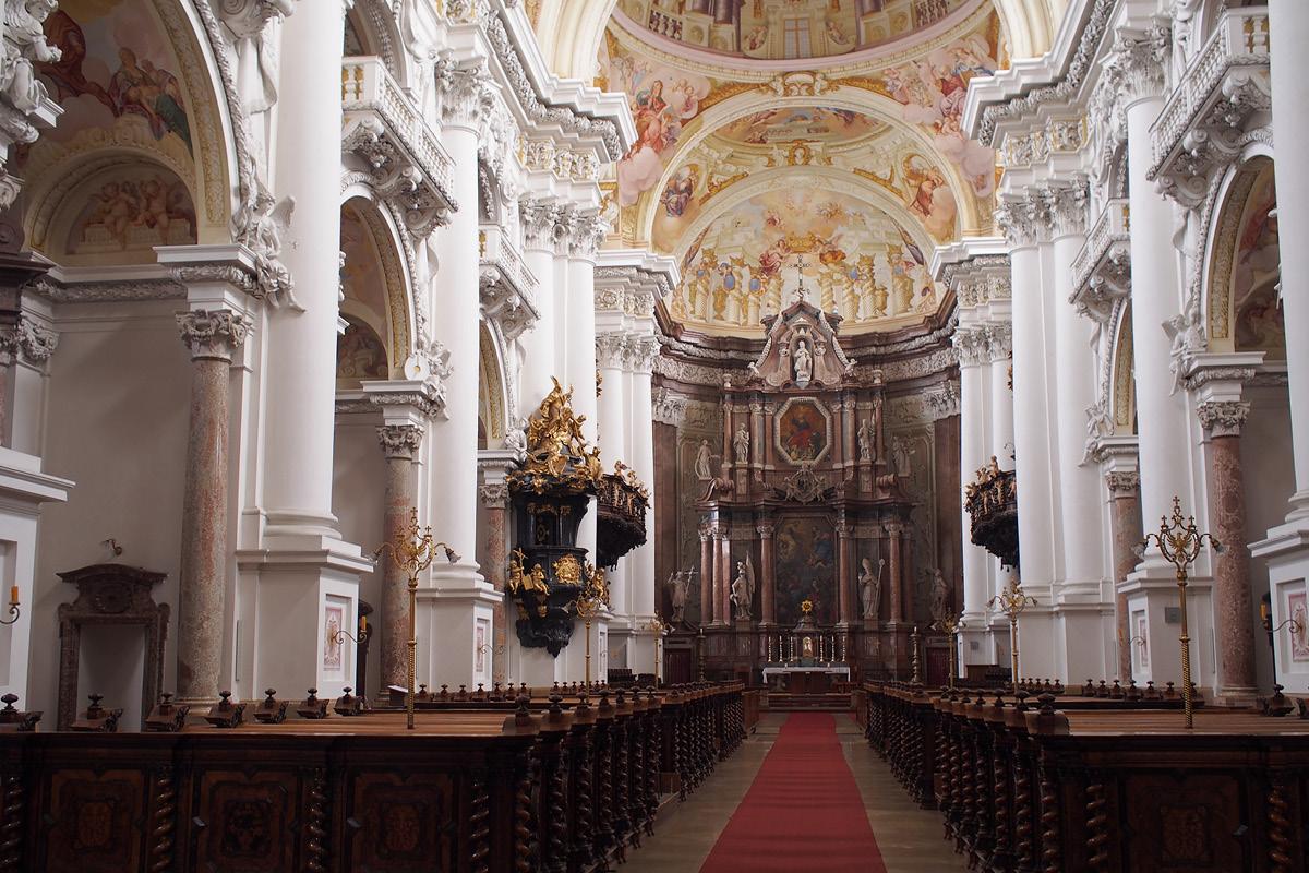 Basilika st. Florian